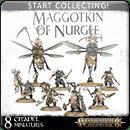 Warhammer Age of Sigmar. Start Collecting! Maggotkin of Nurgle