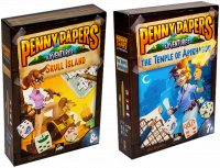 Комплект Penny Papers Skull Island + Penny Papers The Temple of Apikhabou