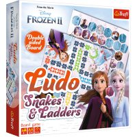 Frozen II: Ludo. Snakes and Ladders