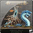 Warhammer Age of Sigmar. Endless Spells: Sylvaneth