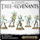 Warhammer Age of Sigmar. Sylvaneth: Tree-Revenants