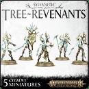 Warhammer Age of Sigmar. Sylvaneth: Tree-Revenants