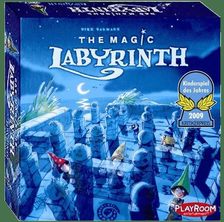 Настольная Игра The Magic Labyrinth (Магический Лабиринт)