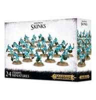 Warhammer Age of Sigmar. Seraphon: Skinks