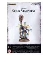 Warhammer Age of Sigmar. Seraphon: Skink Starpriest