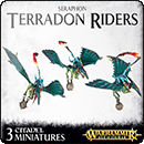 Warhammer Age of Sigmar. Seraphon: Terradon Riders