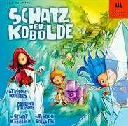 Настольная Игра Schatz der Kobolde (Сокровища Гномов)