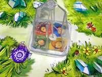 Настольная игра - Schatz der Kobolde (Сокровища Гномов)