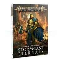 Warhammer Age of Sigmar. Battletome: Stormcast Eternals (Hardback)