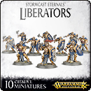 Warhammer Age of Sigmar. Stormcast Eternals: Liberators