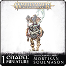 Warhammer Age of Sigmar. Ossiarch Bonereapers: Mortisan Soulmason