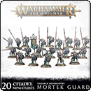 Warhammer Age of Sigmar. Ossiarch Bonereapers: Mortek Guard