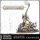 Warhammer Age of Sigmar. Ossiarch Bonereapers: Mortek Crawler
