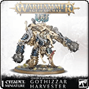 Warhammer Age of Sigmar. Ossiarch Bonereapers: Gothizzar Harvester
