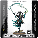 Warhammer Age of Sigmar. Ossiarch Bonereapers: Mortisan Soulreaper