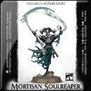 Warhammer Age of Sigmar. Ossiarch Bonereapers: Mortisan Soulreaper