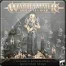 Warhammer Age of Sigmar. Ossiarch Bonereapers: Bone-tithe Nexus