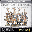 Warhammer Age of Sigmar. Start Collecting! Stormcast Eternals: Thunderstrike Brotherhood
