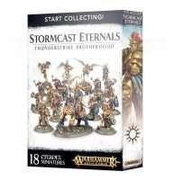 Warhammer Age of Sigmar. Start Collecting! Stormcast Eternals: Thunderstrike Brotherhood