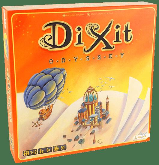 Настольная игра Dixit Odyssey (Игра Диксит Одиссея)