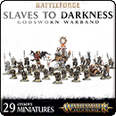 Warhammer Age of Sigmar. Slaves to Darkness: Godsworn Warband