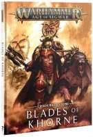 Warhammer Age of Sigmar. Battletome: Blades of Khorne (Hardback)