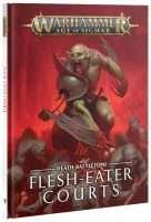 Warhammer Age of Sigmar. Battletome: Flesh-Eater Courts (Hardback)