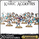 Warhammer Age of Sigmar. Tzeentch Arcanites: Kairic Acolytes