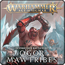 Warhammer Age of Sigmar. Battletome: Ogor Mawtribes (Hardback)