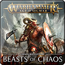 Warhammer Age of Sigmar. Battletome: Beasts of Chaos (Hardback)