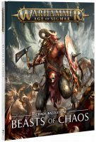 Warhammer Age of Sigmar. Battletome: Beasts of Chaos (Hardback)