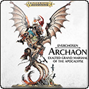 Warhammer Age of Sigmar: Archaon Everchosen, Exalted Grand Marshal of the Apocalypse