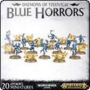 Warhammer Age of Sigmar. Daemons of Tzeentch: Blue Horrors & Brimstone Horrors