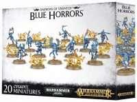 Warhammer Age of Sigmar. Daemons of Tzeentch: Blue Horrors & Brimstone Horrors