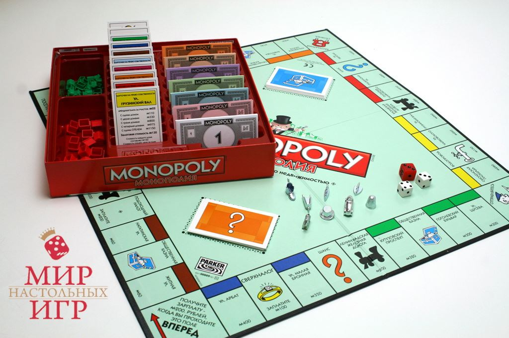 монополия играть онлайн: