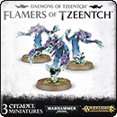 Warhammer Age of Sigmar. Daemons of Tzeentch: Flamers of Tzeentch