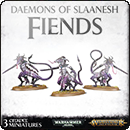 Warhammer Age of Sigmar (Warhammer 40000). Daemons of Slaanesh: Fiends