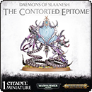 Warhammer Age of Sigmar (Warhammer 40000). Daemons of Slaanesh: The Contorted Epitome
