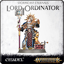 Warhammer Age of Sigmar. Stormcast Eternals: Lord-Ordinator with Astral Grandhammer
