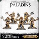 Warhammer Age of Sigmar. Stormcast Eternals: Paladins