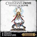 Warhammer Age of Sigmar. Stormcast Eternals: Celestant-Prime Hammer of Sigmar