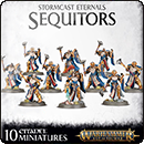 Warhammer Age of Sigmar. Stormcast Eternals: Sequitors
