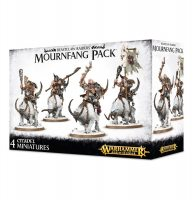 Warhammer Age of Sigmar. Beastclaw Raiders: Mournfang Pack