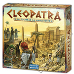 Настольная игра - Cleopatra and the Society of Architects