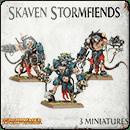 Warhammer Age of Sigmar. Skaven: Stormfiends