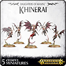 Warhammer Age of Sigmar. Daughters of Khaine: Khinerai