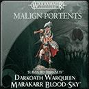 Warhammer Age of Sigmar. Slaves to Darkness: Darkoath Warqueen Marakarr Blood-sky