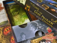 Arkham Horror - Curse of the Dark Pharaon expansion (Проклятие Темного Фараона)