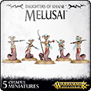 Warhammer Age of Sigmar. Daughters of Khaine: Melusai