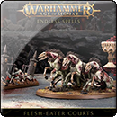 Warhammer Age of Sigmar. Endless Spells: Flesh-eater Courts